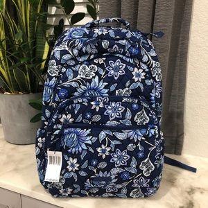 Vera Bradley Essential Large Backpack Tropics Tape